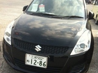 2011 Suzuki Swift Newshape Japanese Origin - Dhaka