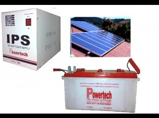 Powertech Solar IPS 160 watt