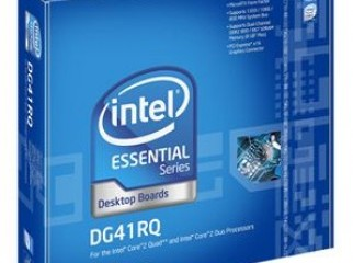 Intel G41 Motherboard 2 GB ddr2 RAM Sale or Exchange