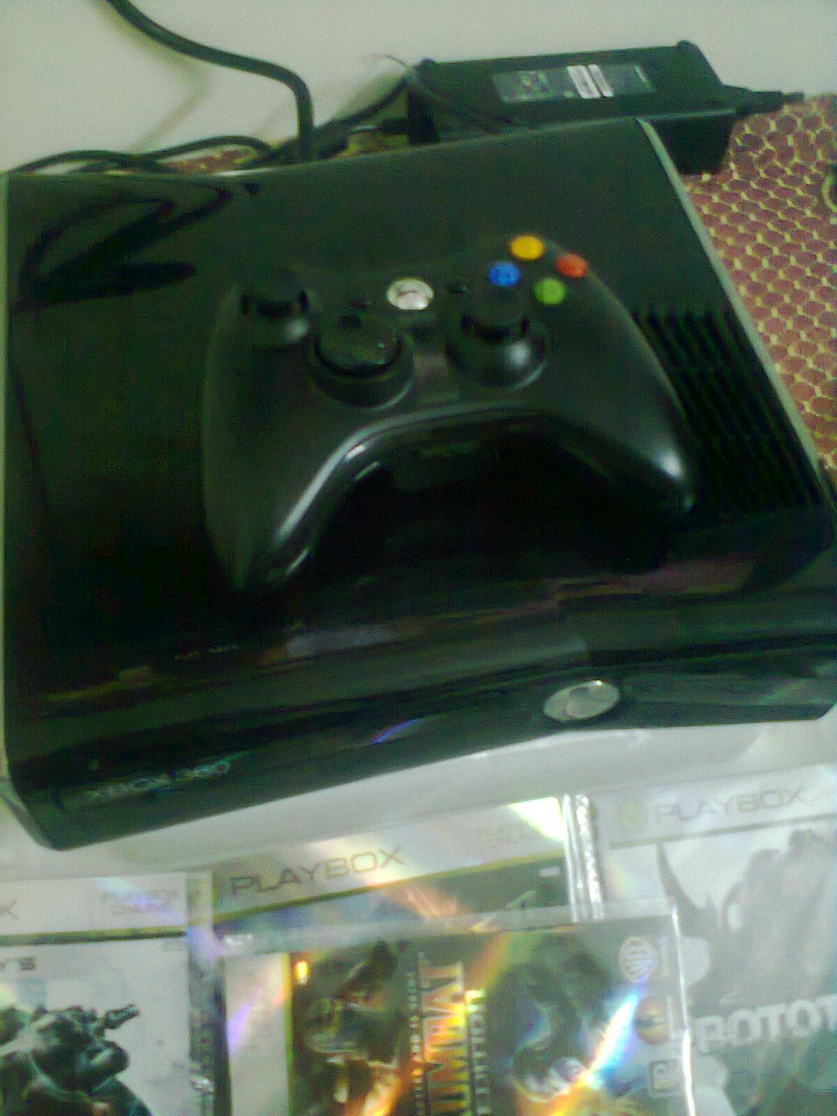 XBOX 360 slim 250GB LT3 0 Mod | ClickBD