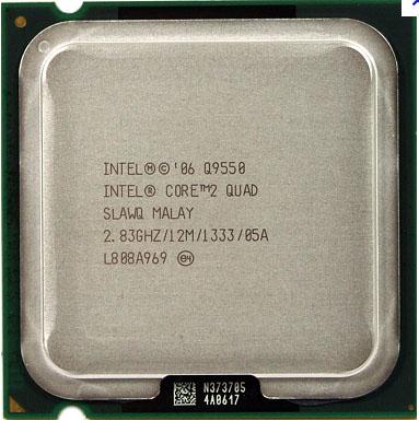 Core 2 Quad Q9550 283 GHZ 12 MB Cache 1333 Bus