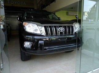 TOYOTA LAND CRUISER PRADO-2009 CALL FOR PRICE