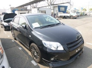 TRD Fitted- Toyota Corolla Axio 2008