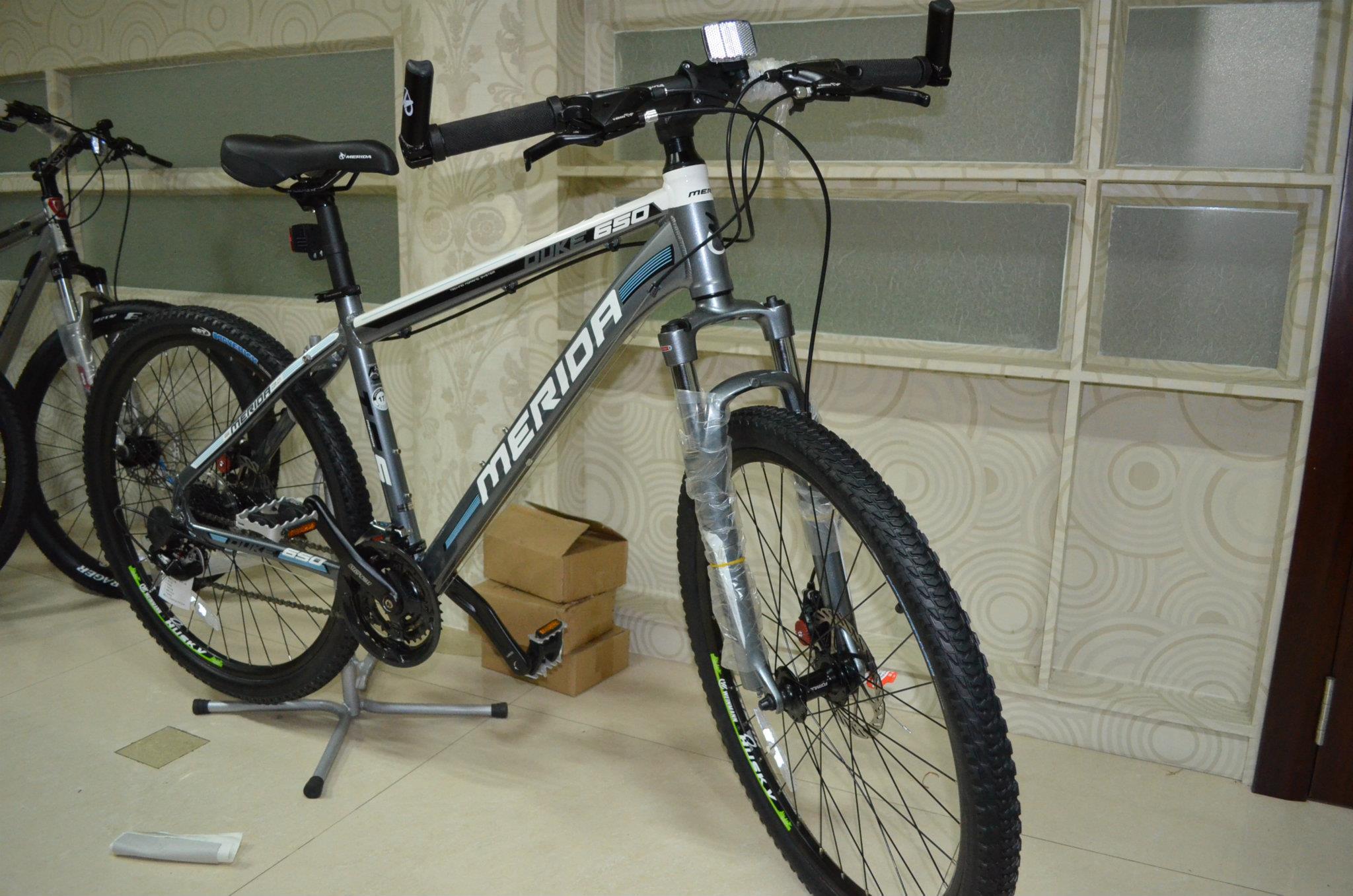 Mountain Bike Cycle Merida Duke 650 TFS Alloy Frame   ClickBD