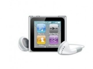 ipod nano 16gb latest model silver