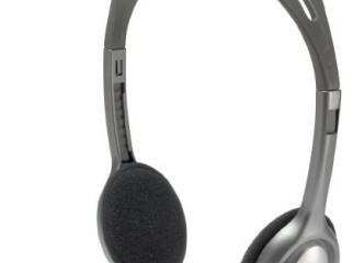 Logitech Stereo Headset H110 Brand New