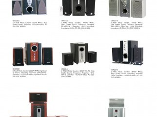 all kind of HOME THEATEAR{5.1}5500 WATT FOR SELL ONLY8500 tk