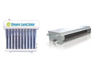 Energy saving solar air conditioning units 9000-24000btu