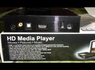 Transcend HD Media Player