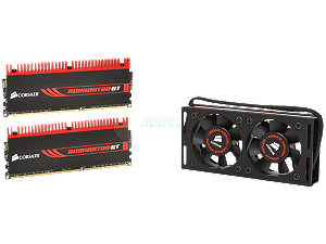 CORSAIR MEMORY AIRFLOW GT SUPPORT ALL RAM MODEULE INTACT | ClickBD large image 0