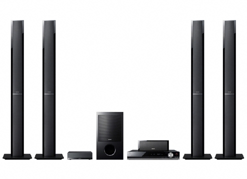 Sony DAV-DZ 910 home theater 5.1 | ClickBD large image 0