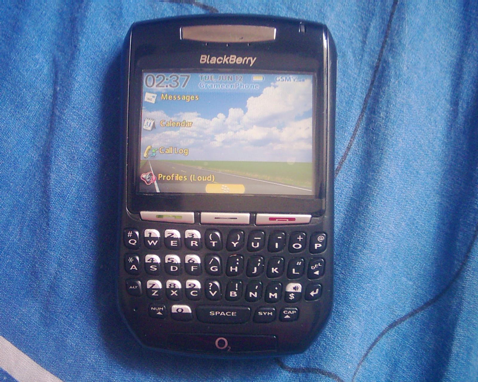 blackberry o brand new cond days money bak guarantee clickbd blackberry 8707 o2 brand new cond 3days money bak guarantee large image 0