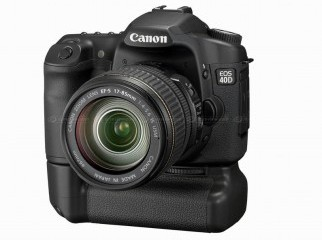 Canon EOS 40D from UK