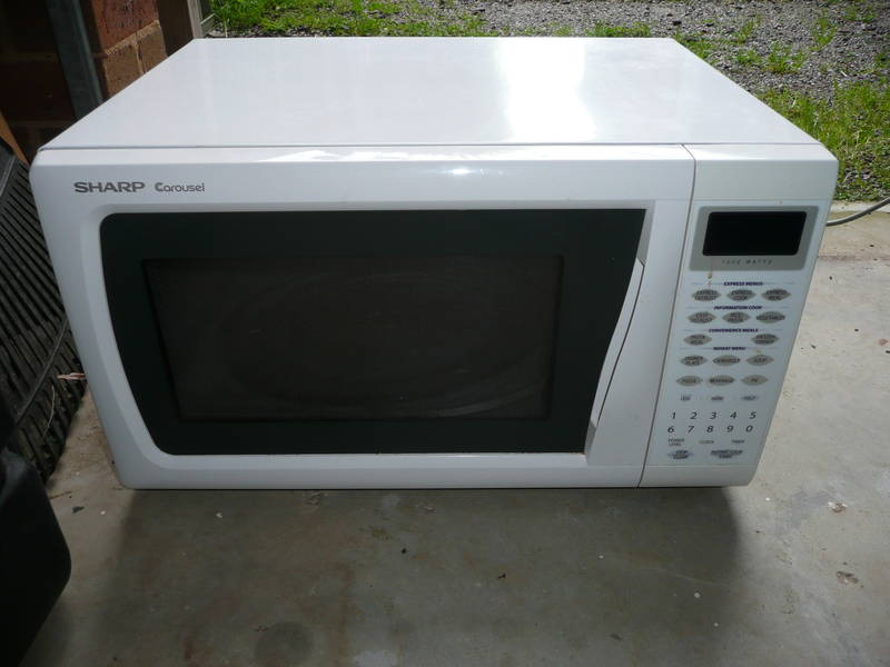 sharp Microwave oven | ClickBD large image 0