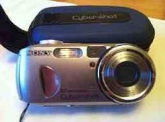 Sony Cybershot P93