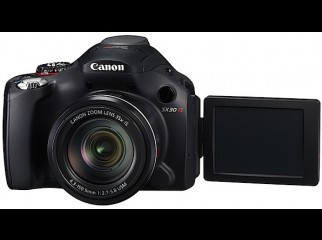 Canon powershot sx30 IS -- VERY URGENT SELL