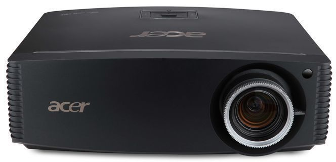 Acer P7500 1920 x 1080 DLP projector - HD 1080p - 4000 ANSI | ClickBD large image 0