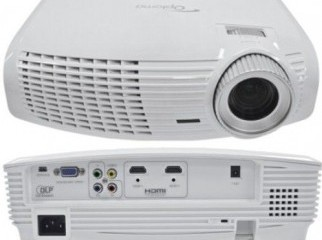 Optoma Home Theater Series HD20 1920 x 1080 DLP projector
