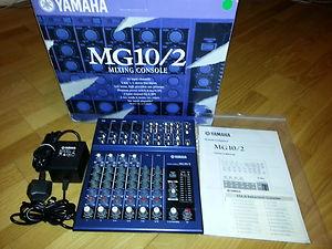 Yamaha Mixer MG10 2 Full Boxed | ClickBD large image 0