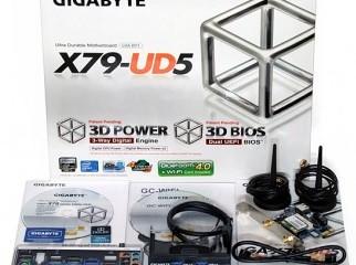 Intel Core i7 Gigabyte X79UD5