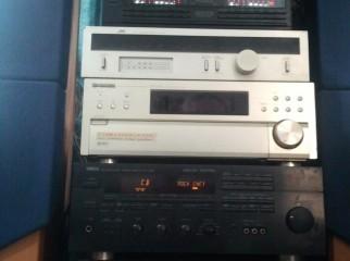 YAMAHA RX-V890 AMP
