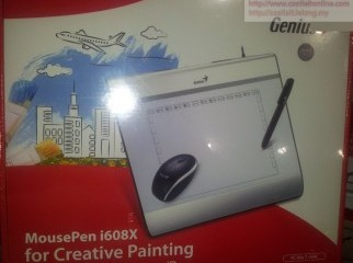 Genius MousePen i608X mobile number 01757323579
