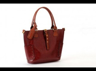 Imported PU Leather handbags