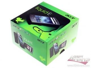 Brand New Acer Mobile Full Box Box