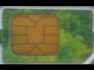 01711 series GP vip sim card