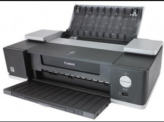 Canon PIXMA IP5000 Printer with 4color cartige