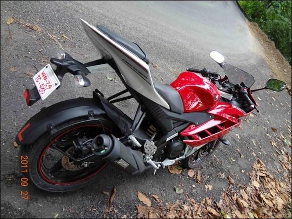 Yamaha YZFR15 Version 20 Price Specs Review Pics