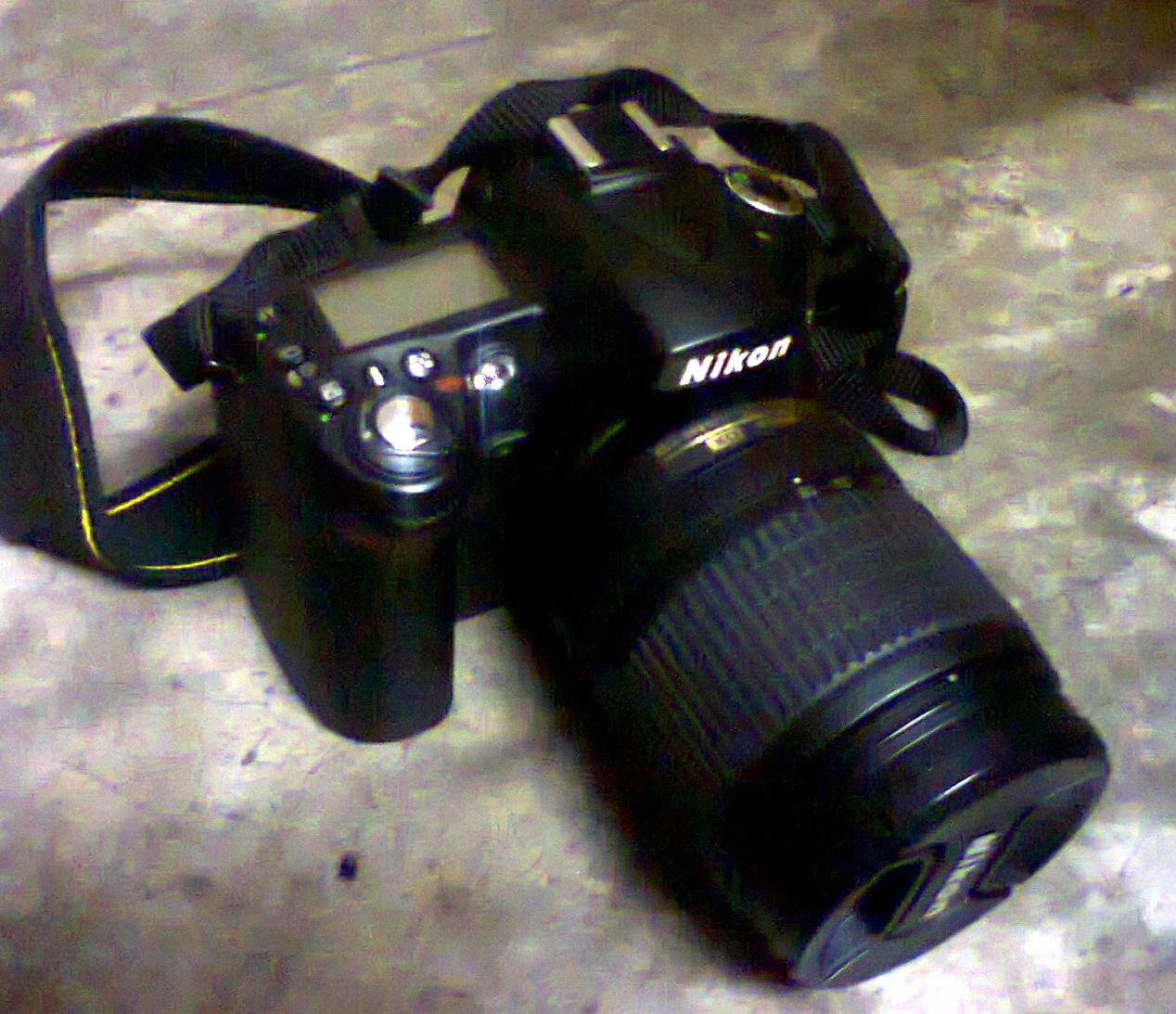 Camera Prices Of Dslr Cameras nikon d90 dslr camera clickbd large image 0 price
