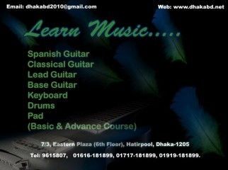 Learn Music DHAKABD