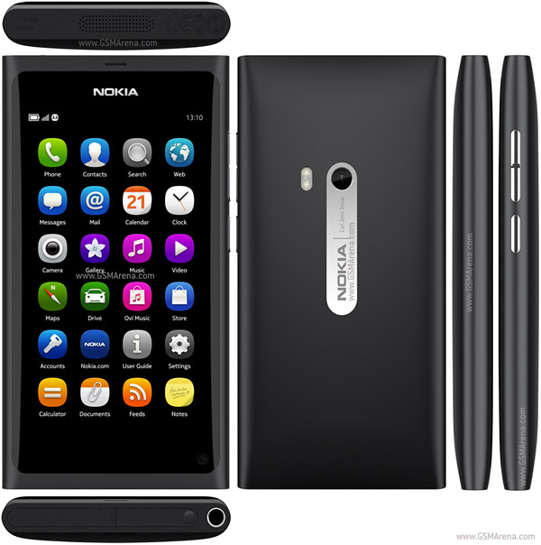 Nokia N9 with tv output | ClickBD
