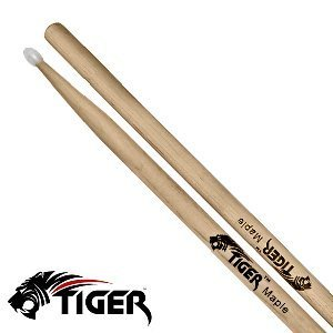tiger 7a nylon tip drum sticks | ClickBD large image 0
