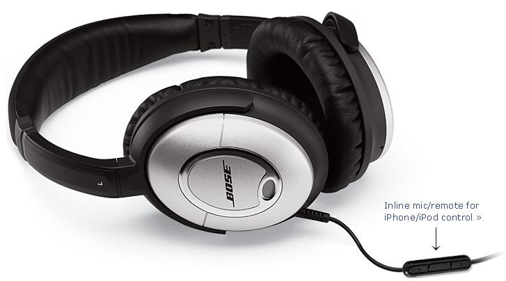 94336d54c4f Bose QuietComfort 15 Acoustic Noise Cancelling headphones | ClickBD large  image 0