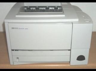 HP Laserjet 2200 series