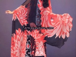 HSY Summer Lawn Print 2012 by Pakistani Fashion Designer HSY