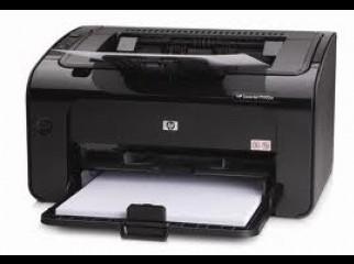 HP LaserJet Pro P1102 Printer Mob-01772130432