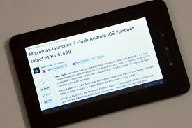 Micromax tablet pc | ClickBD large image 0