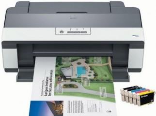 Epson Stylus T1100 A3 printer