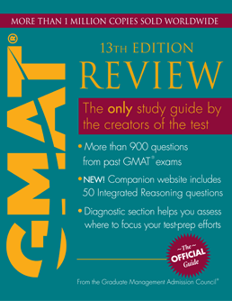 The Official Guide for GMAT Review 13th Edition | ClickBD large image 0