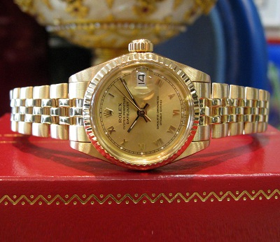 ROLEX COUPLE WATCH frm DUBAI SWISSMADE SEE INSIDE | ClickBD large image 0