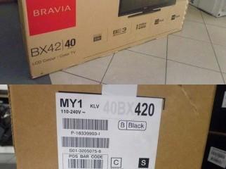 SONY BRAVIA BX420 40 INCH LCD TV