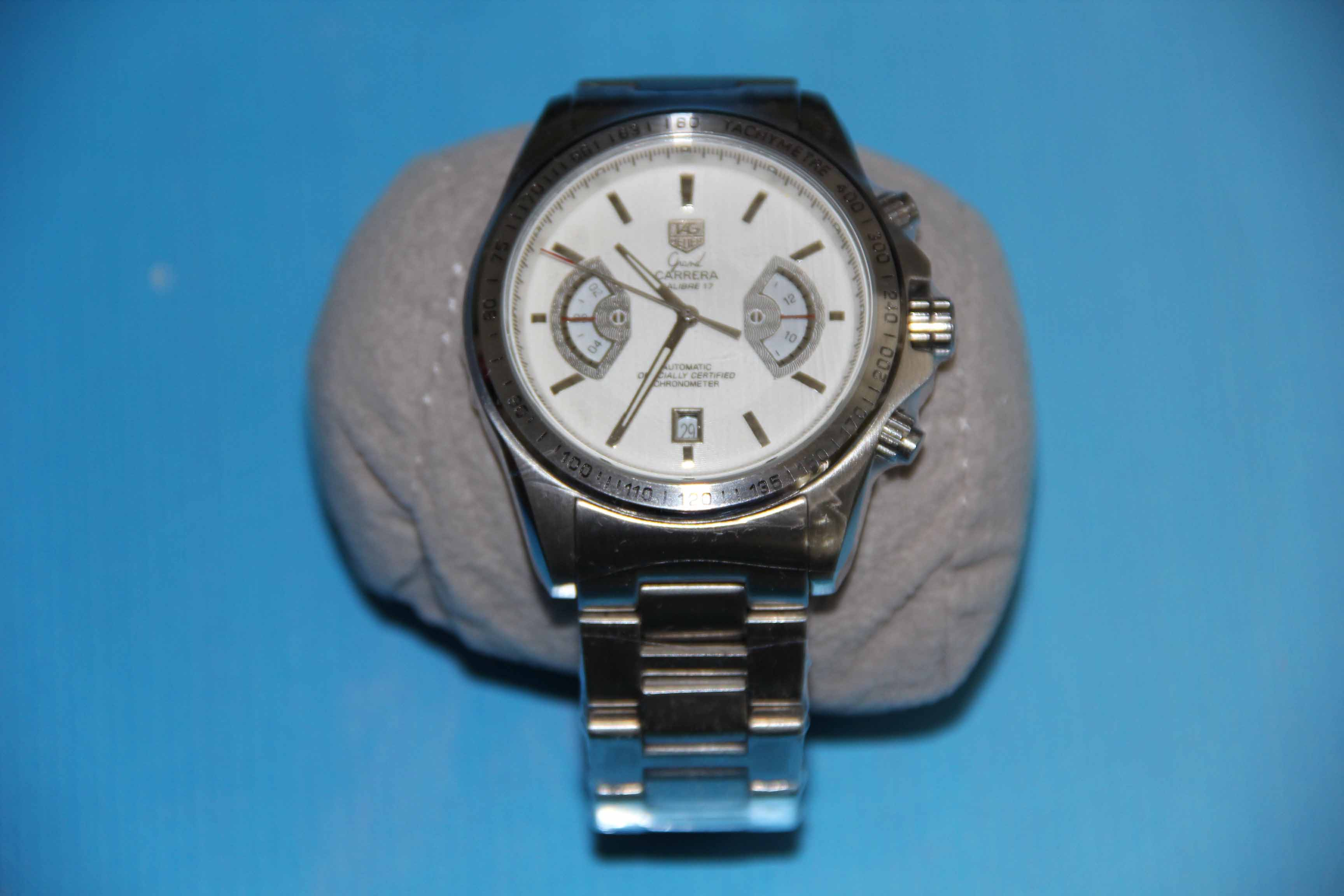 Tag Heuer genuine carera calibre 36 and Monaco watches | ClickBD large image 1