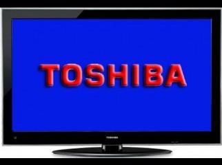 TOSHIBA 19inc Full HD LED TV (Brand New)