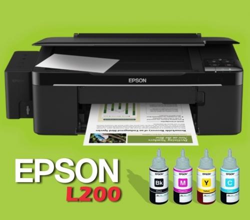 epson l200 multifunction printer clickbd rh clickbd com Harga Printer Epson L200 Epson L200 Printer Driver