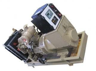 silent 30KVA-500KVA diesel generator set genset