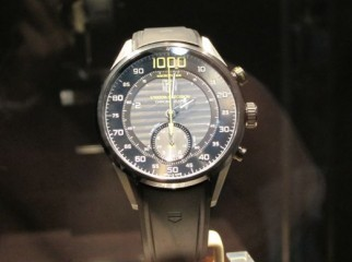 TAG HEUER MICROMITER FLYING 1000 Frm DUBAI MASTERPEICE
