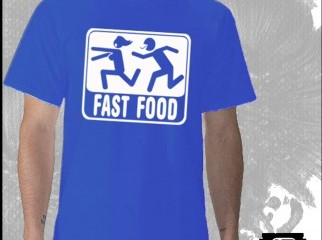 Fast Food - Size - M L XL DXL